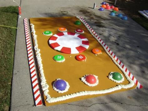 Candyland Outdoor Decorations by 1000 Ideas About On