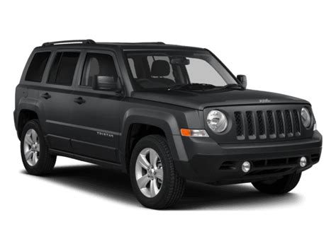 jeep patriot 2017 high altitude 2017 jeep patriot high altitude edition 4x4 leather