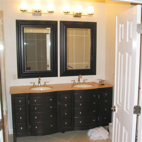 decorative bathroom vanities decorative bathroom vanity mirrors in elegant bathroom