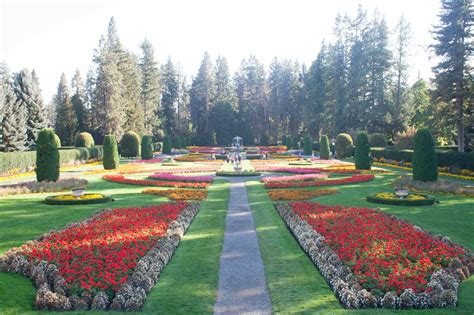 Manito Park And Botanical Gardens Spokane Wa Photos Us News Best Places To Live