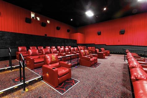 recliner movie theater las vegas plush recliners amc future of movie going comes to