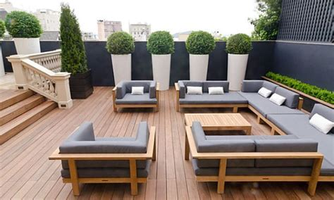Outdoor Banquette Seating by Booth Banquette Seating Solutions