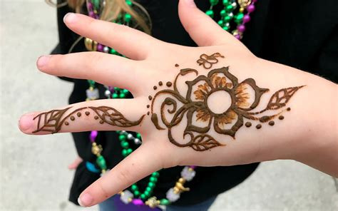 henna tattoo new orleans tips for family at universal s mardi gras disney