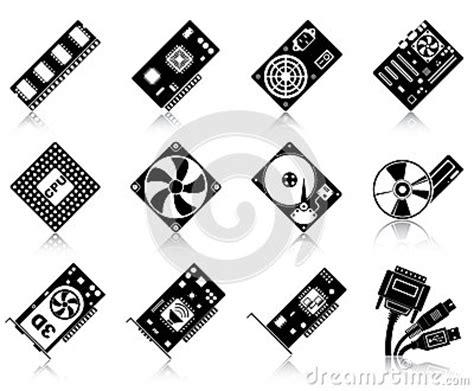 imagenes libres hardware iconos del hardware fotos de archivo imagen 25306423