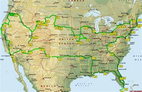 best road maps for usa essential motorcycle road trips across the usa pull motorcycle trailers