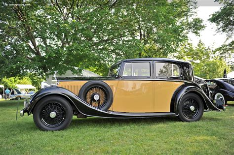 1935 rolls royce auction results and data for 1935 rolls royce 20 25 hp