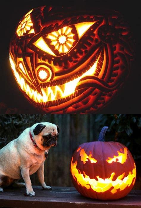 halloween pumpkins carving  decorating ideas  styles