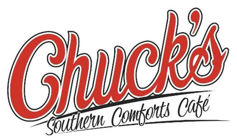 chuck southern comfort cafe chuck s logo 2 picture of chuck s southern comforts cafe