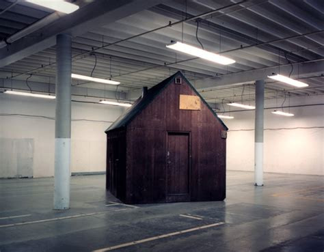 the imaginary circus unabomber cabin