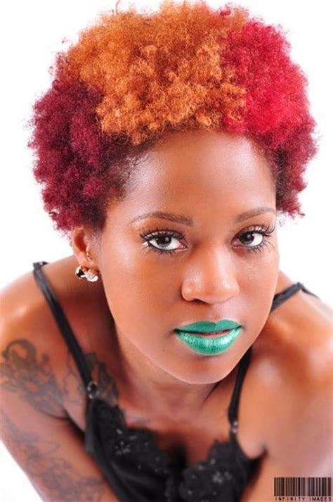 afro hairstyles color 40 latest short hairstyles for black women short
