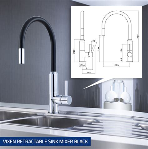 Trendy Kitchen Designs new dorf kitchen mixer taps bring choice and style to the