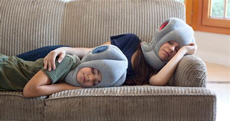 Studio Banana Things Ostrich Pillow by Ostrich Pillow