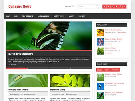 top responsive premium wordpress themes