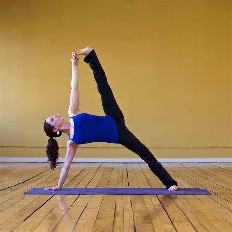 Yoga Pose of the Week: Sage POPSUGAR Fitness