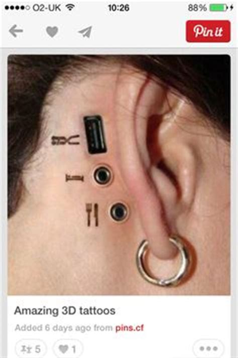 tattoo 3d usb 1000 images about weird wonderful on pinterest food