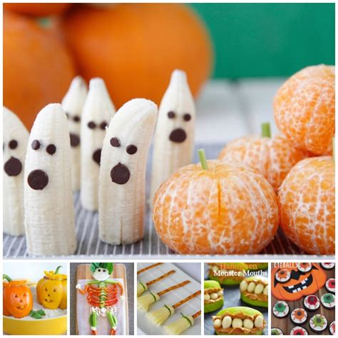 imagenes recetas halloween halloween comida facil