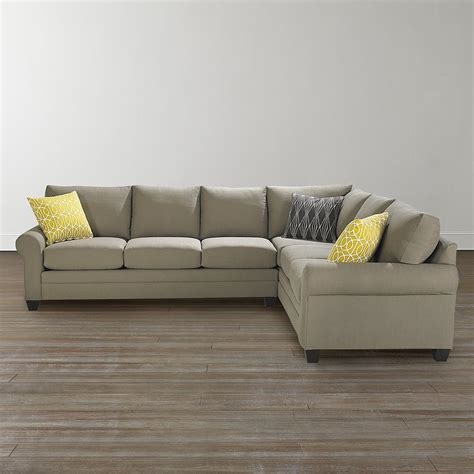 Fabric Rug L Shaped Sectional Sofa