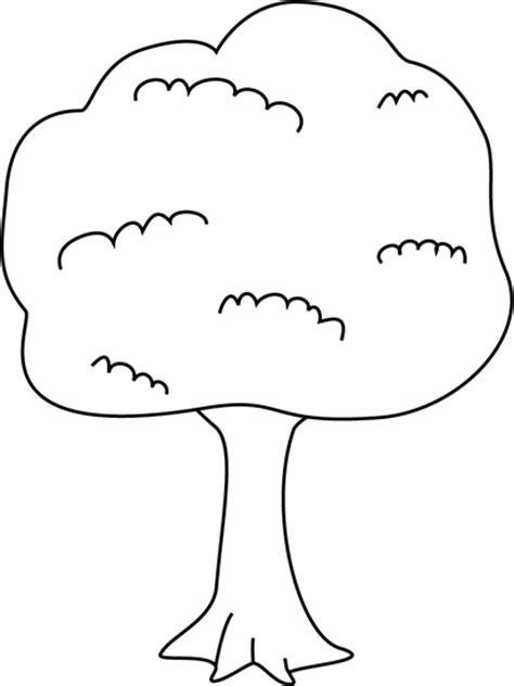 tree clipart black and white black and white tree clip black and white tree image