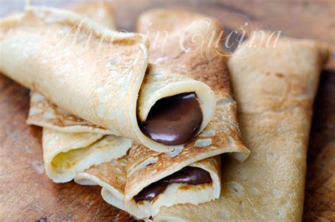 cucina ungherese ricette palacsinta crepes ungheresi ricetta facile arte in cucina