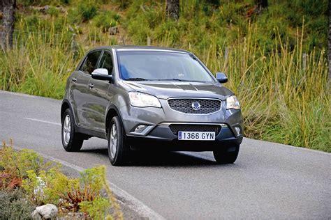 Auto Express Car Reviews by Ssangyong Korando First Drives New Car Reviews Auto