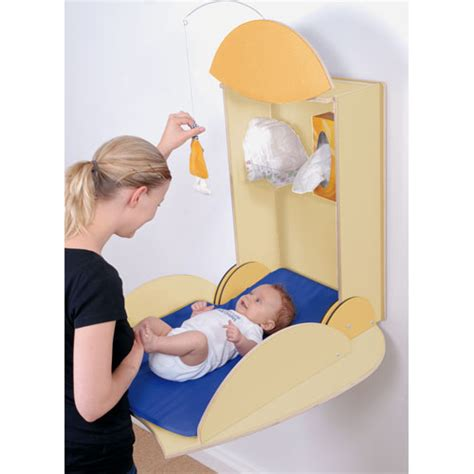 Wall Mounted Baby Changing Tables Home Design Garden How Much Is A Baby Changing Table