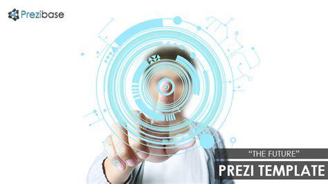 New Technology Template The Future Prezi Template Prezibase