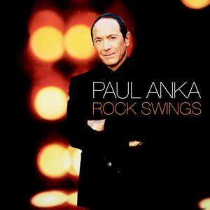 paul anka rock swings paul anka smells like teen spirit listen watch