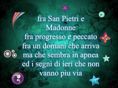 buonanotte all italia testo buonanotte all italia con testo ligabue