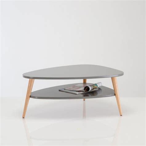 Table Basse Vintage Double Plateau Jimi La Redoute Interieurs