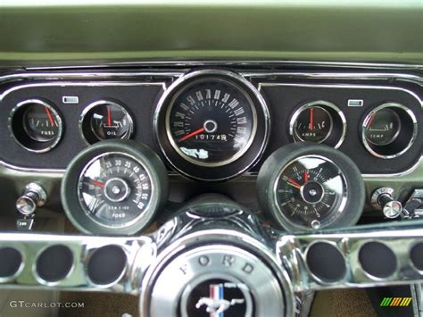 1965 mustang gauges 1965 ford mustang coupe gauges photo 53800411 gtcarlot