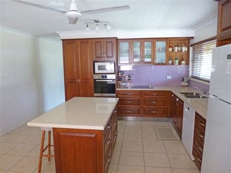 l shaped kitchen with island bench l shaped kitchen design kitchen gallery brisbane kitchens