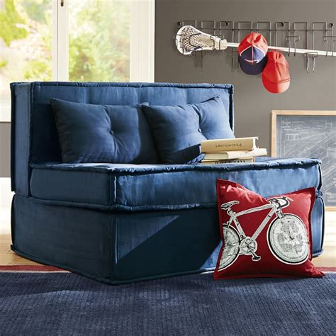 Cushy Sleeper Sofa Pbteen Cushy Sleeper Sofa Reviews Refil Sofa
