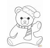 Urso Para Colorir E Pintar 11  Aprender A Desenhar