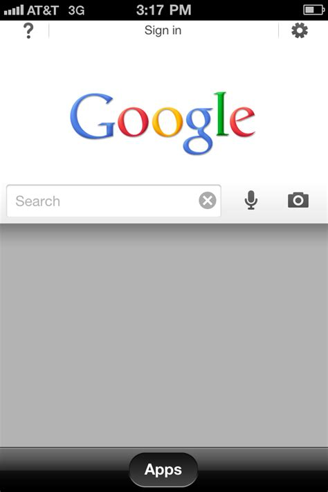 google images search iphone google mobile app updated and renamed google search video