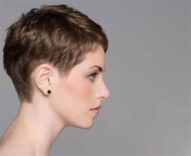 side and front view pixie haircuts photos of pixie cuts front and back view