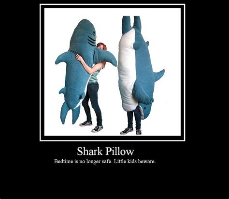 shark pillow that eats you shark pillow by asher moonstar on deviantart