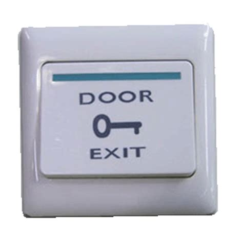 Promoo Push Button Exit exit button emergency stainless access