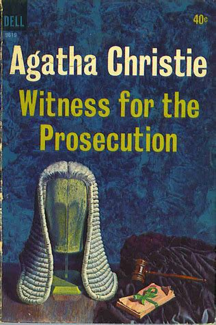witness   prosecution  agatha christie