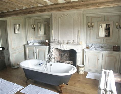 French Provincial Bathroom Ideas bathroom in a french manor