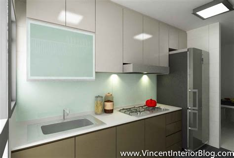 Kitchen Cabinet Interior Ideas by Bto 3 Room Hdb Renovation By Interior Designer Ben Ng