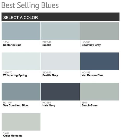 best blue color best 25 benjamin moore blue ideas on pinterest living