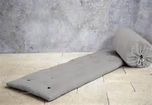 matelas pour futons pliable futon d invit 233 100 coton