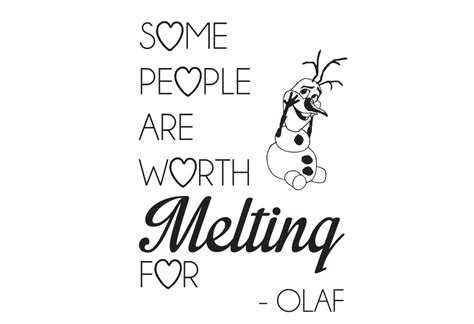 printable olaf quotes olaf black and white clipart clipart suggest