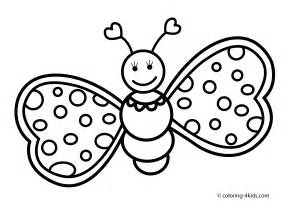 cute butterfly coloring pages depetta coloring pages 2017