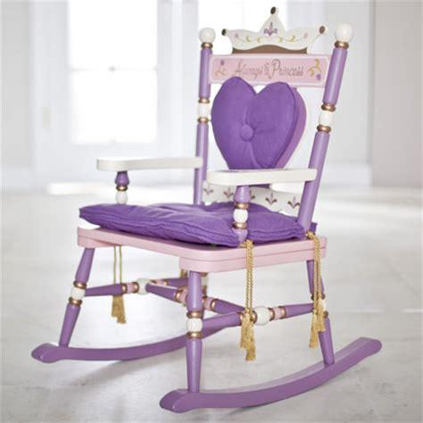 girl   princess  riding  royal princess rocking chair modern baby