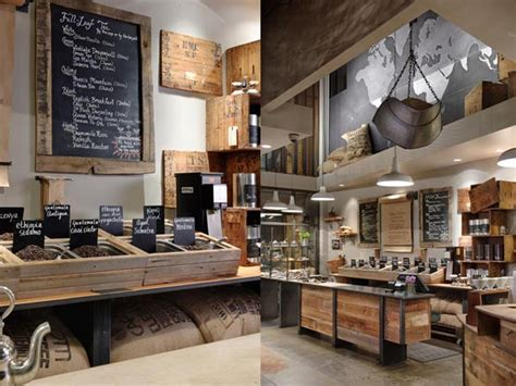 seattle s 15th ave coffee and tea house is a rustic eco