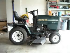 history of craftsman tractors 1946 2013