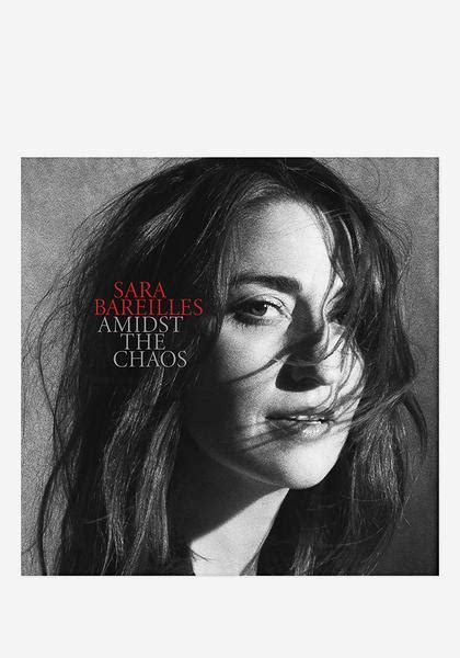 Sara Bareilles-Amidst The Chaos CD With Autographed