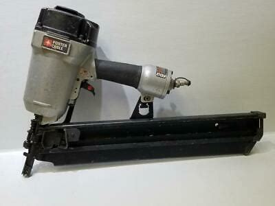 Porter Cable Fr350a 2 Quot 3 1 2 Quot Air Pneumatic Round Head