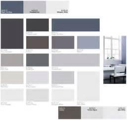 paint color palette modern interior paint colors and home decorating color